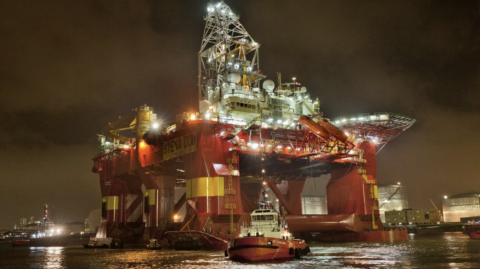 Damen: upgrade 'Stena Don' is a sign of recovery offshore
